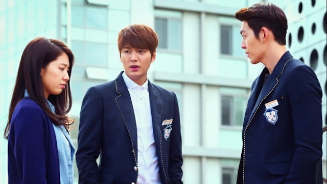Love Triangle Korean Dramas