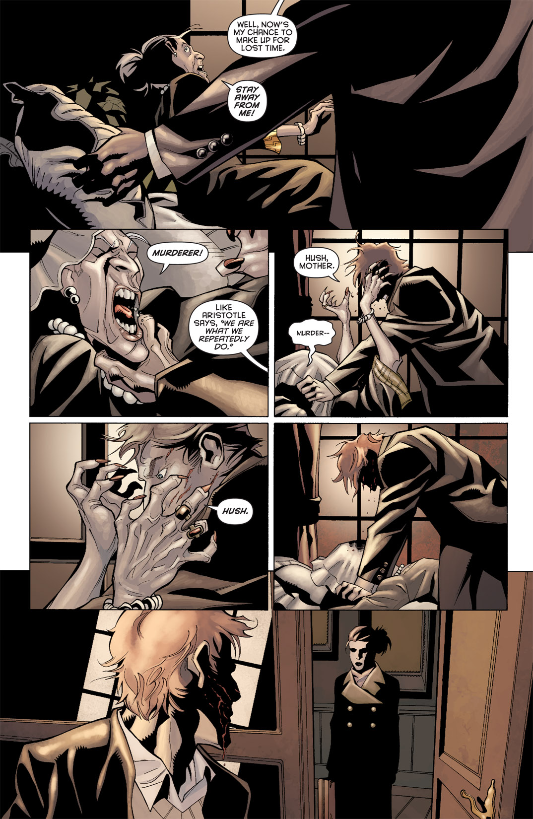 Detective Comics (1937) 850 Page 19