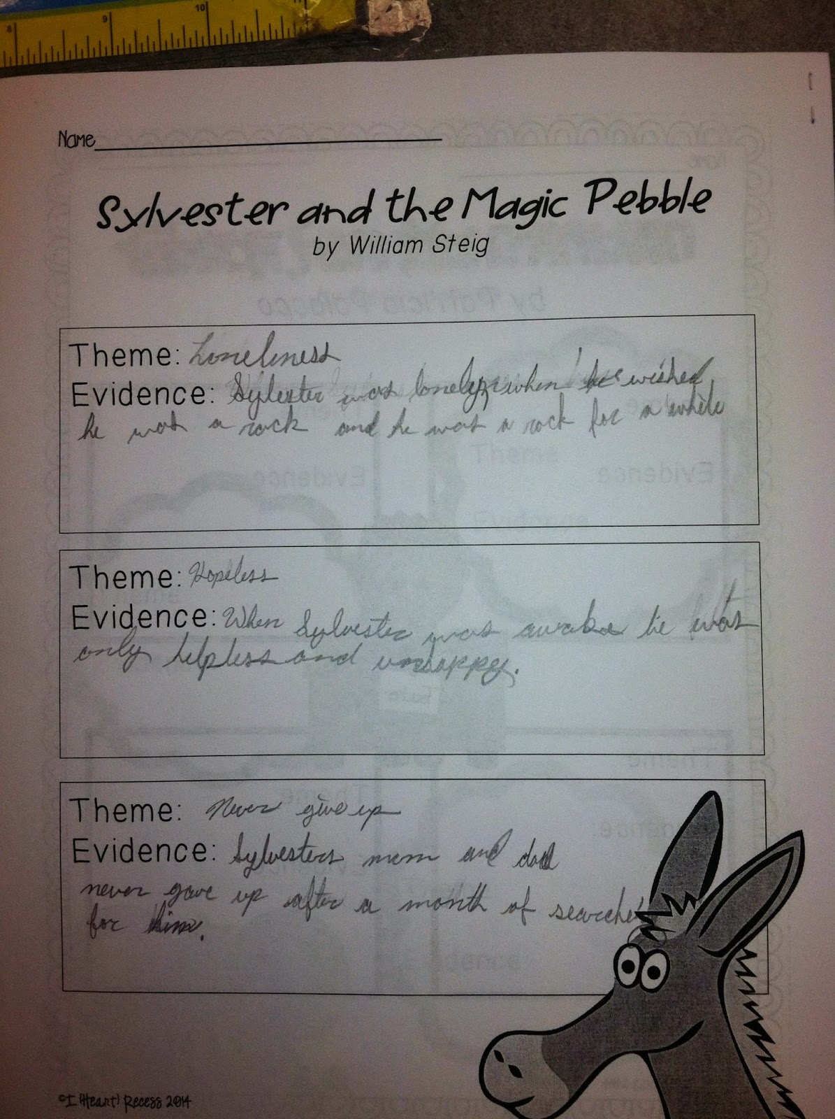 Fourth Grade Flipper Tried It Tuesday Theme