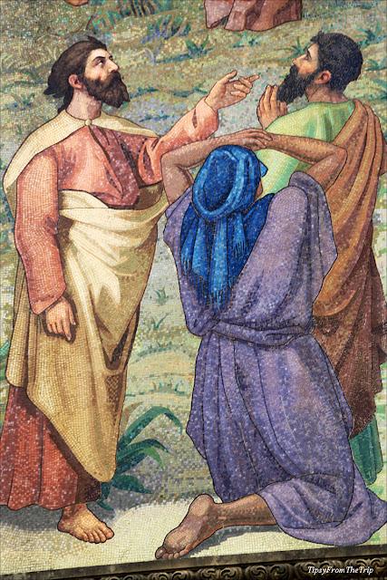 Mosaic, Stanford Church