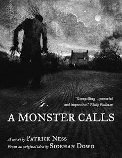 A Monster Calls, Patrick Ness, InToriLex