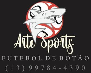 Arte Sports - Futebol de Botão