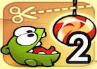 Cut The Rope 2 Bad Pig