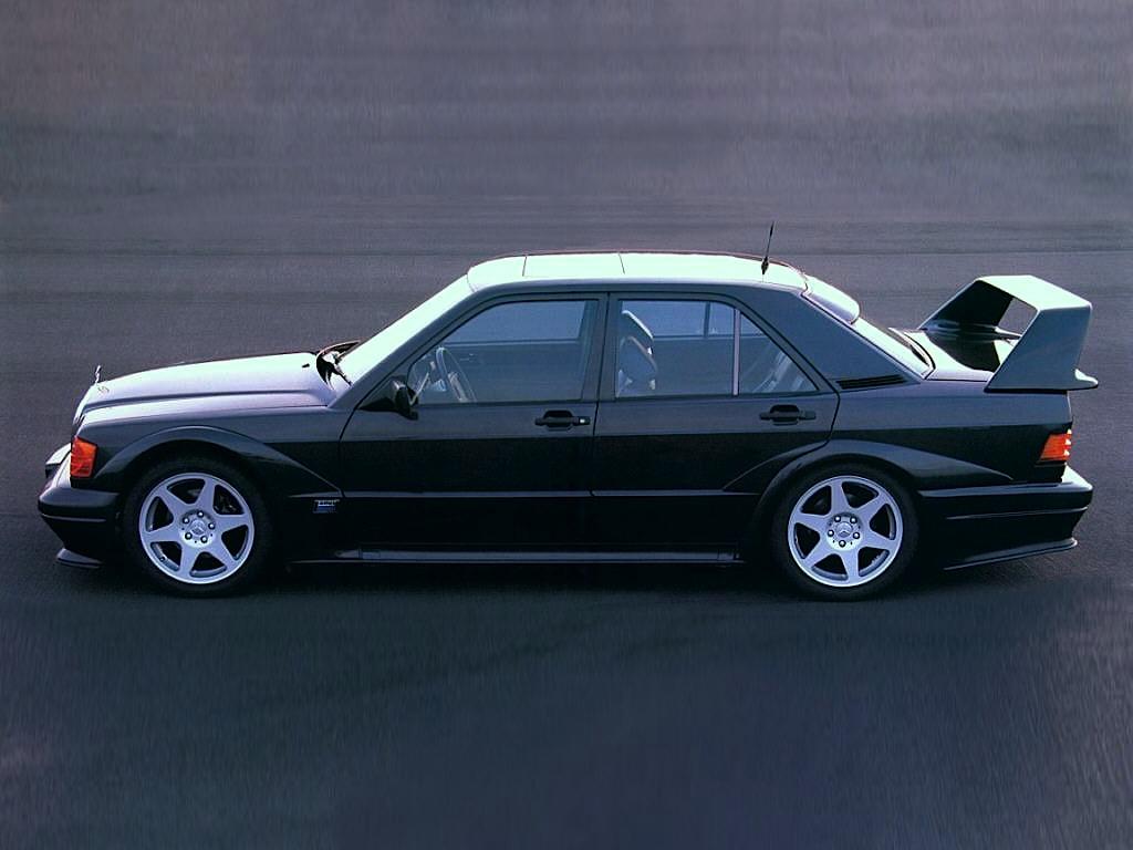 Fab wheels digest f w d 1990 mercedes benz 190e 2 5 16 for 190e rear window spoiler