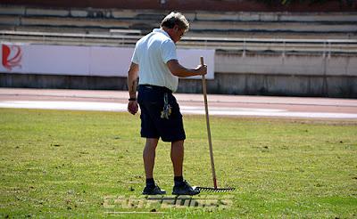 Estadio El Deleite Aranjuez