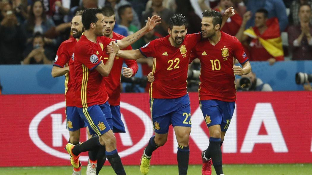 3 Punggawa Spanyol yang Mengecewakan di Piala Dunia 2018