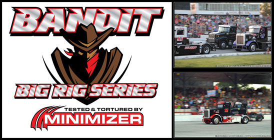 Minimizer Bandit Big Rig Series