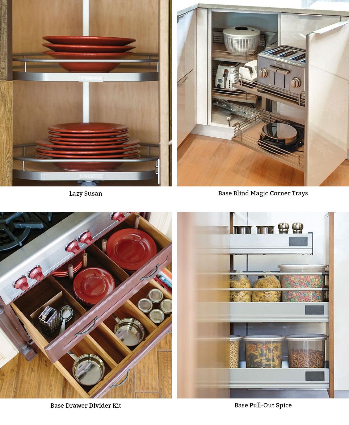 Bellmont Cabinet Storage