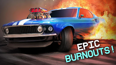 Torque Burnout Apk + Data (MOD, Unlimited Money) for android