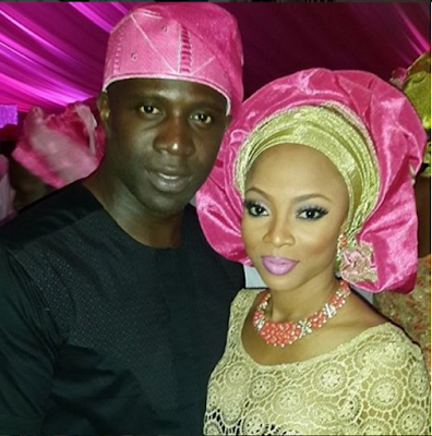 Toke Makinwa to lose N100m to ex-husband, Maje Ayinda over her 'On Becoming' book