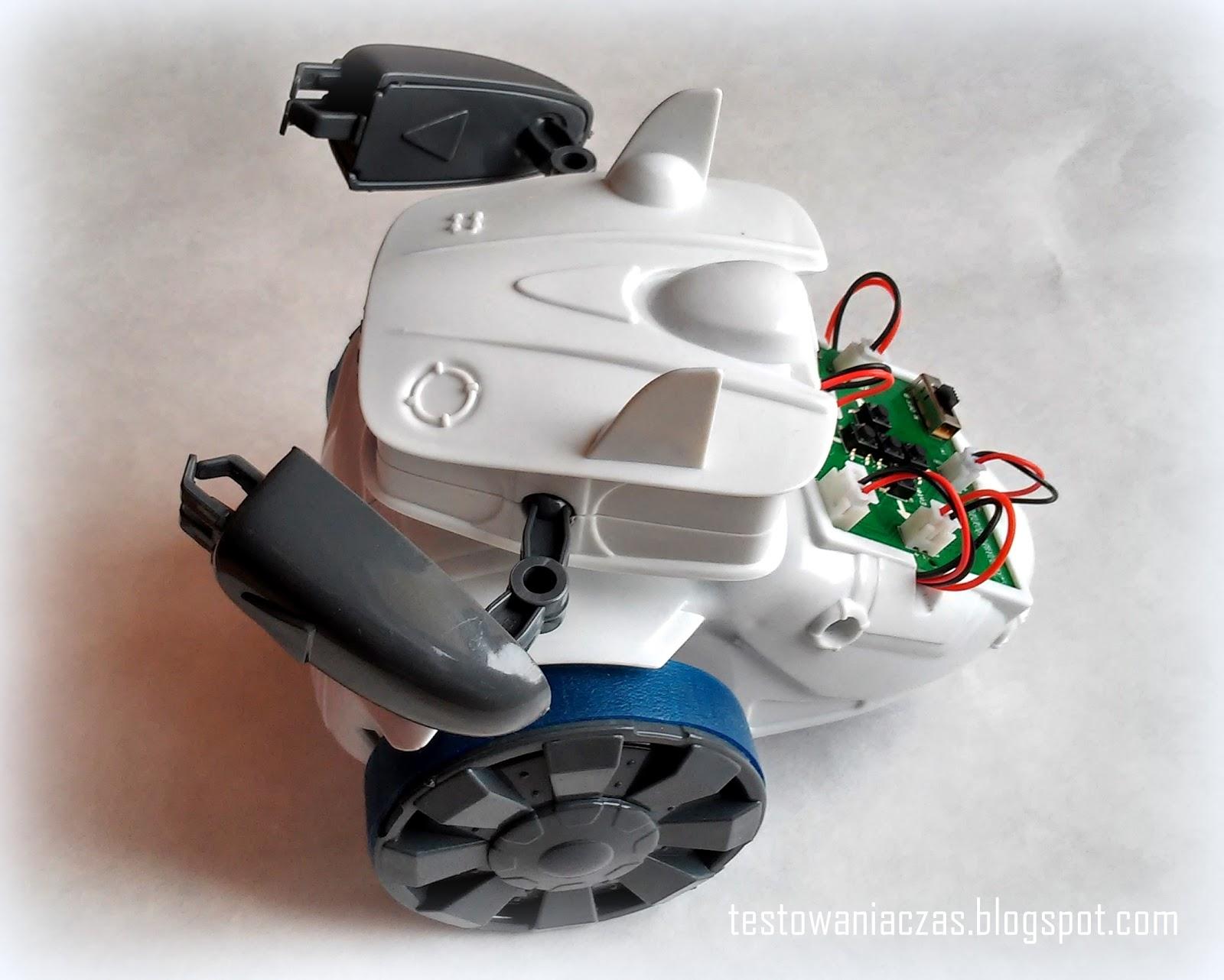 c8beeca167054 Prezentów ciąg dalszy...Cyber Robot dla dzieci - testowaniaczas ...