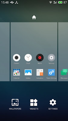 Download Meizu Flyme Launcher Apk Android
