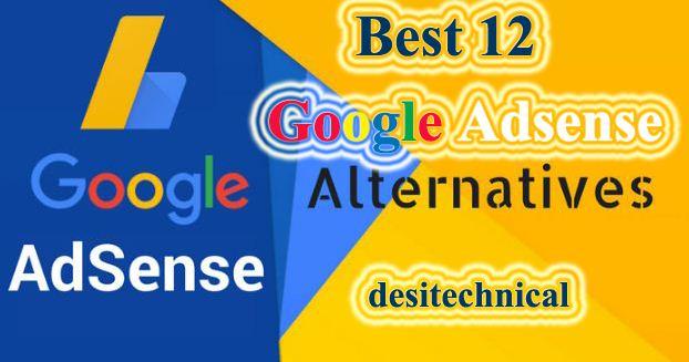 Adsense Alternatives