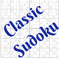 Classic Sudoku Puzzles Main Page
