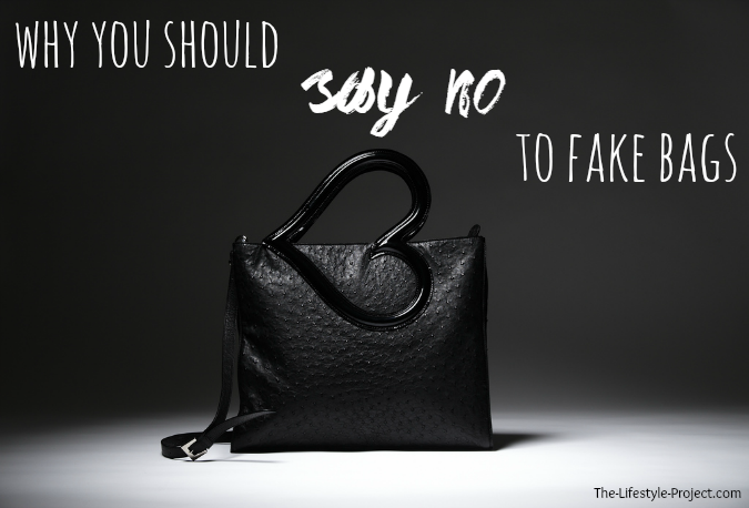 Why you should say no to knockoff designer purses
