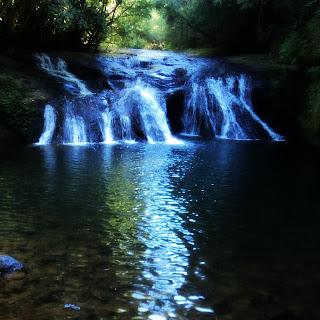Cachoeira do Poço, Ecoparque Sperry, em Canela