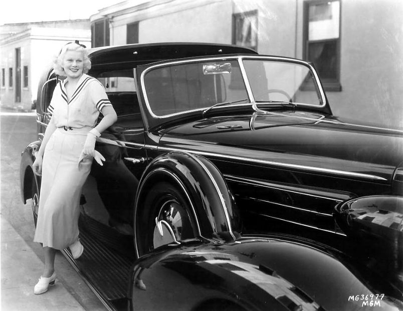 Caught At The Curb Movie Stars And Their Cars