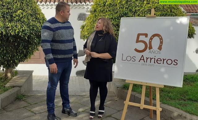 Los Arrieros y el Ayuntamiento de Los Llanos de Aridane convocan dos concursos en el marco del 50 aniversario