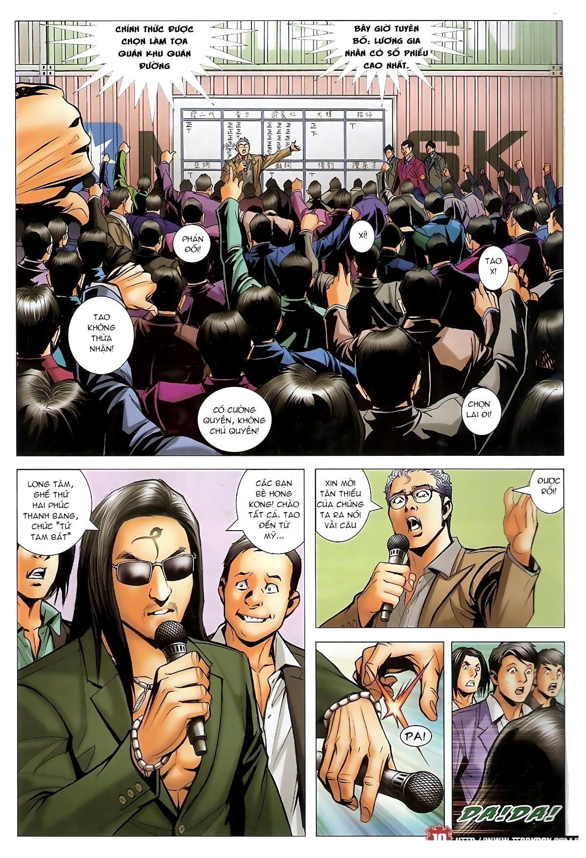 Người Trong Giang Hồ - Chapter 1495: Thiên lý truy hung - Pic 9