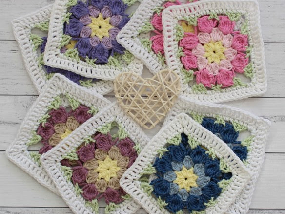 Casual Granny Square CAL- Part Two