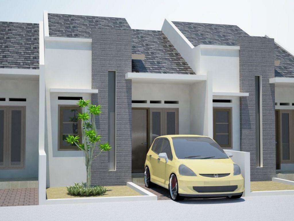 desain rumah minimalis type 21 idaman