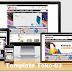 Template Toko Online dengan Banner Slide dan Shopping Cart