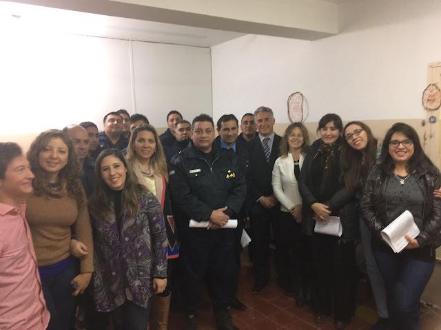 Jáchal: JORNADA DE CAPACITACION A CARGO DEL DR. PABLO ORITJA
