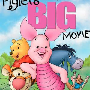 Piglets big movie 2003 dvdrip 720p dual audio in hindi english.
