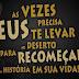 PALAVRA DE DEUS COM JÚLIO FALCÃO - COM DEUS O FIM SE TORNA EM RECOMEÇO!