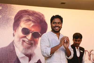 Super Star Rajini Kabali Post Success Meeting Stills