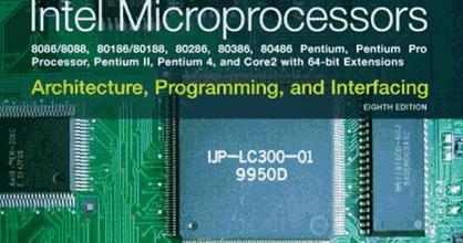 Intel Microprocessors By Barry B Brey Pdf