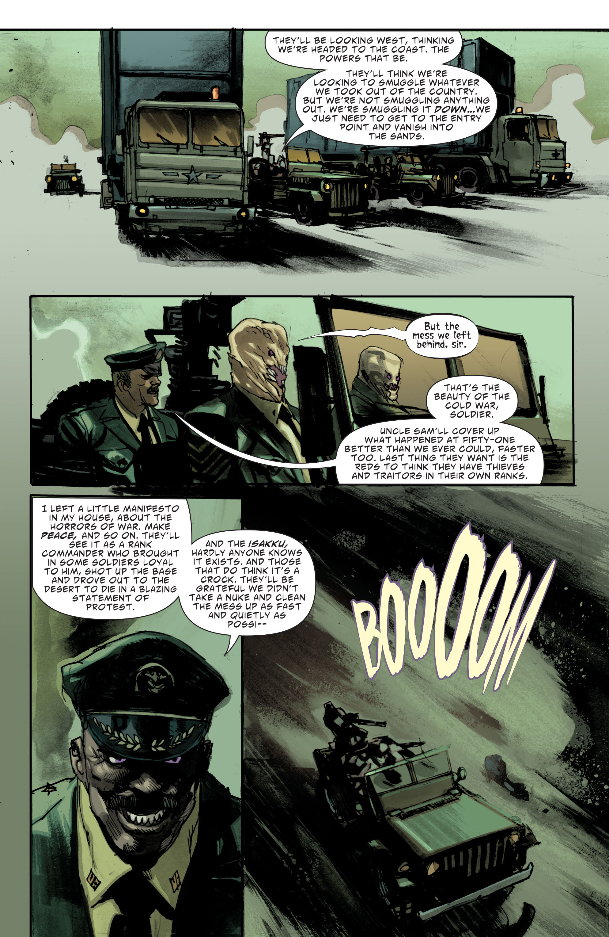 Read online American Vampire: Second Cycle comic -  Issue #10 - 16
