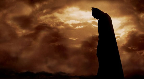 Batman Begins, directed by Guillermo Del Toro