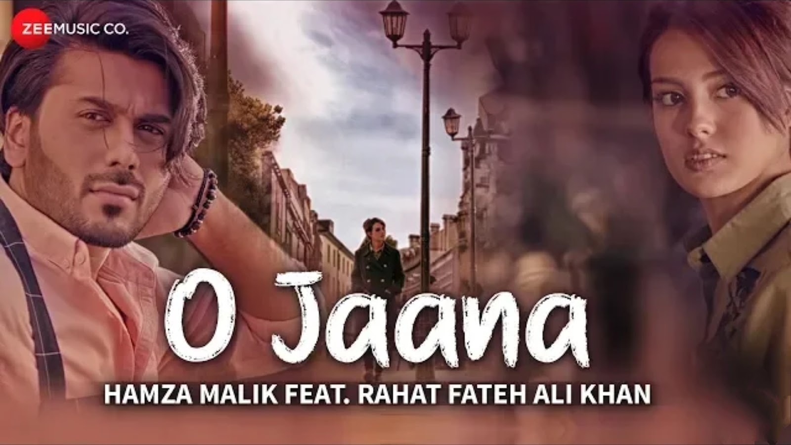 O Jaana Hamza Malik Feat Rahat Fateh Ali Khan Guitar Chords