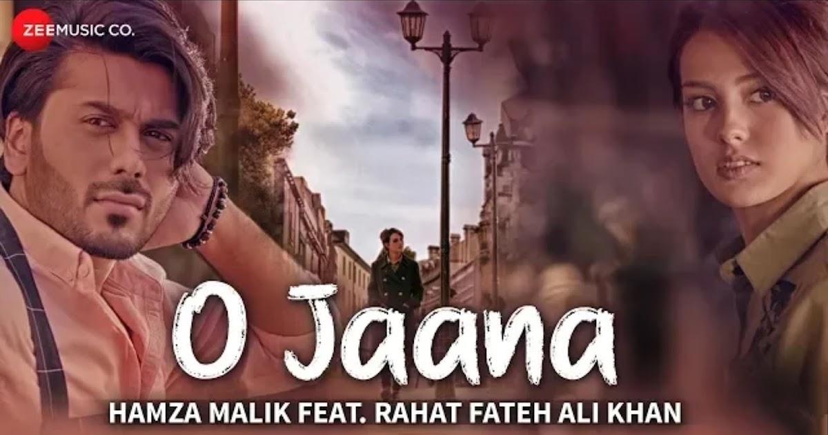 O JAANA || HAMZA MALIK FEAT. RAHAT FATEH ALI KHAN || GUITAR CHORDS ...