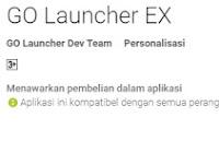 Macam-macam Launcher Untuk Aplikasi Home Screen pada Android