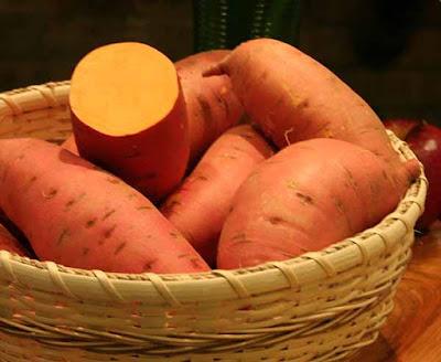 Khasiat Keledek Oren Rebus Dalam Diet Sihat