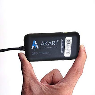 tracking device for bike