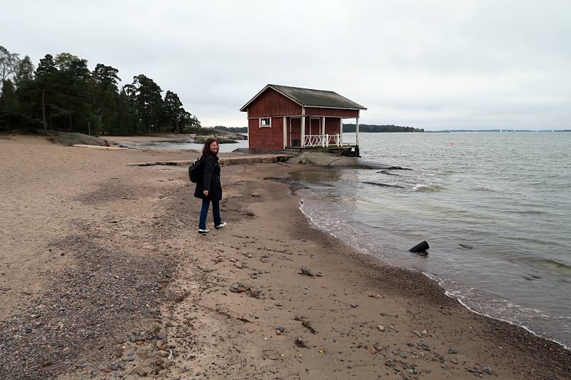 Pihlajasaari Telttailu