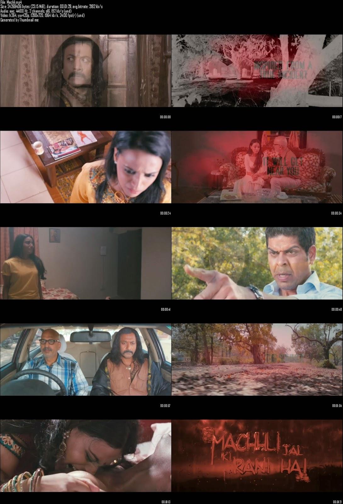 Mediafire Resumable Download Link For Teaser Promo Of Machhli Jal Ki Rani Hai (2014)