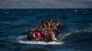 [Ελλάδα]Λέσβος:Αυξημένες προσφυγικές ροές μετά τις εξελίξεις στην Τουρκία