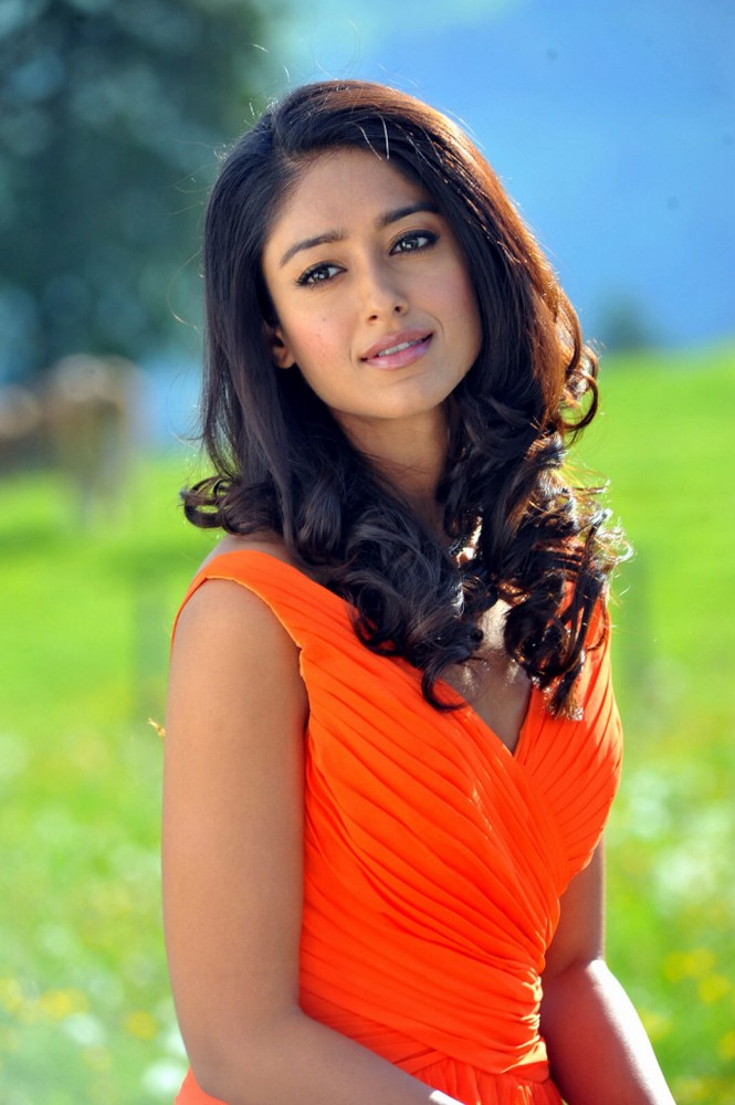 Ileana photo gallery in sleeveless long dress