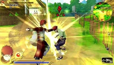Naruto Shippuden Legends Akatsuki Rising High Compress Cso PPSSPP