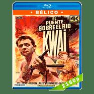 El puente sobre el río Kwai (1957) 4K UHD Audio Trial Latino-Ingles-Castellano