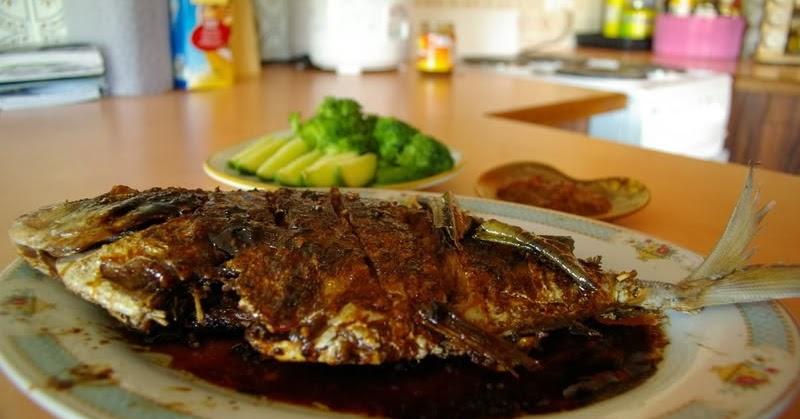 Resep Kue Ikan Jepang: Resep Masakan Ikan Bakar Kecap