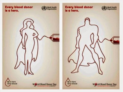 Kebaikan menderma darah