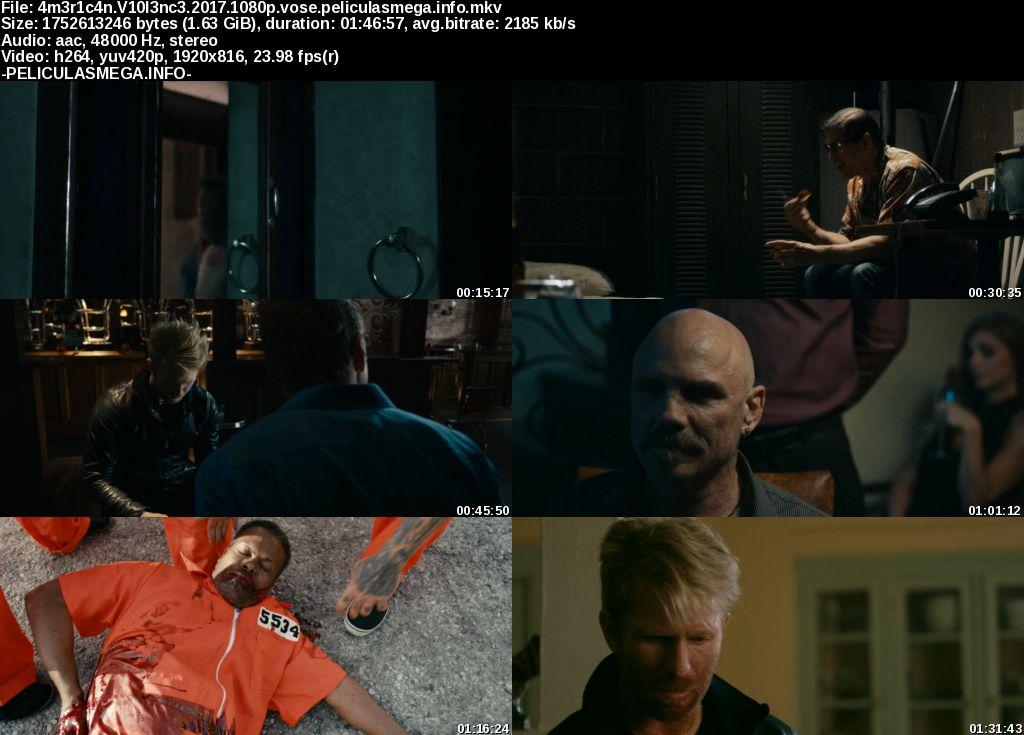 Descargar American Violence Subtitulado por MEGA.