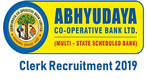 Abhyudaya Co-Operative Bank Recruitment 2019