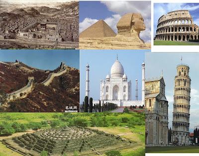 Gambar Keajaiban Di Dunia
