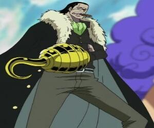 Crocodile | Wikia One Piece | Oploverz One Piece